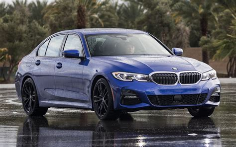 2019 BMW 3 Series M Sport (US) - Wallpapers and HD Images