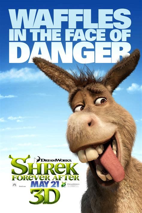 New 'Shrek Forever After' Character Posters Include