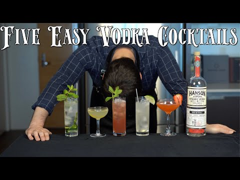 5 Vodka Cocktails to Make This Fall | Serious Eats