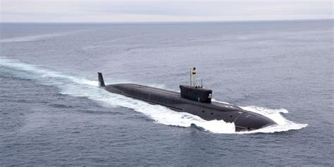 Russia launched a powerful new submarine named after