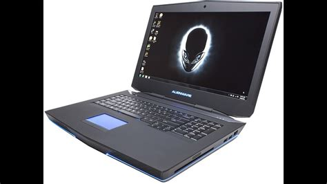 OPEN ME UP! Dell Alienware M17 R4 Disassembly some what R3
