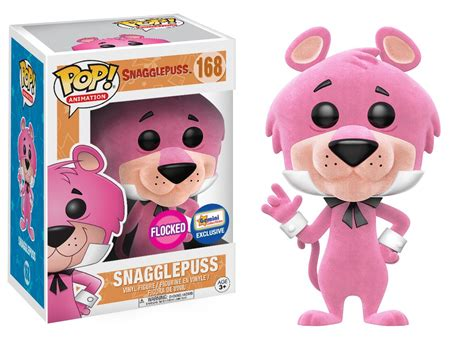 Gemini Exclusive Flocked Snagglepuss Funko POP! Out Now! - FPN