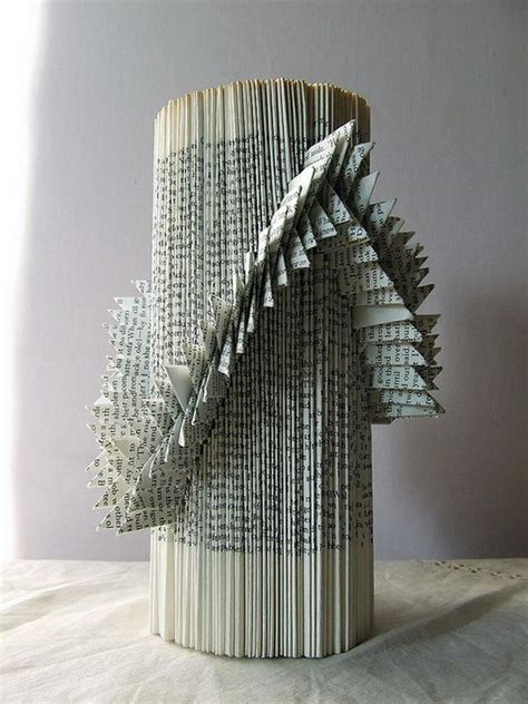 20 Cool Book Sculptures for Inspiration 2017