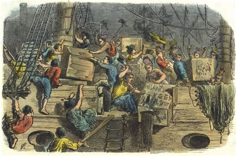 The global origins of the Boston Tea Party - History Extra