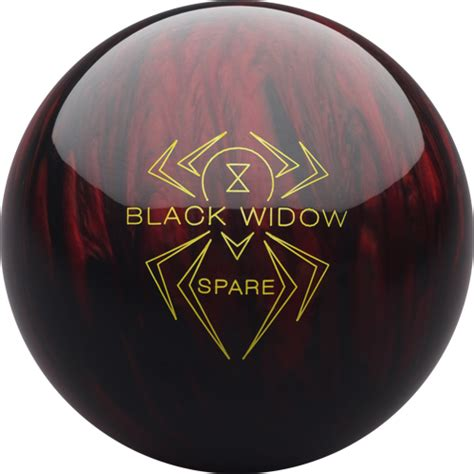 Black Widow Spare Red/Black - 123Bowl