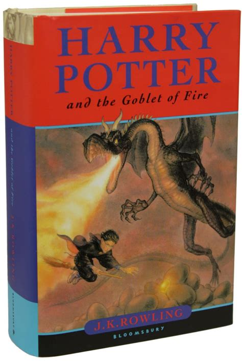 HARRY POTTER AND THE GOBLET OF FIRE | J