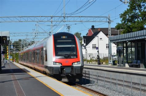 First ERTMS line commissioned in Norway - Bane NOR
