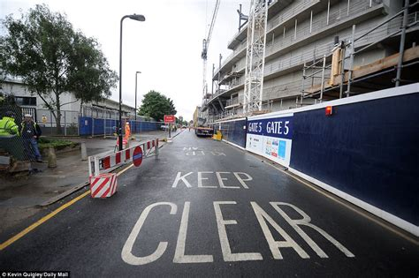 White Hart Lane news: Tottenham ground's demolition begins