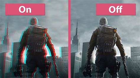 The Division Beta – Graphics Options / Settings on