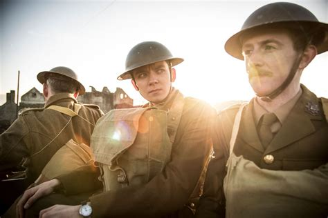 Journey's End: behind the scenes of the new First World