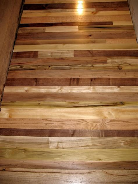 TreeHugger Forestry | Beautiful Tongue Groove Flooring in