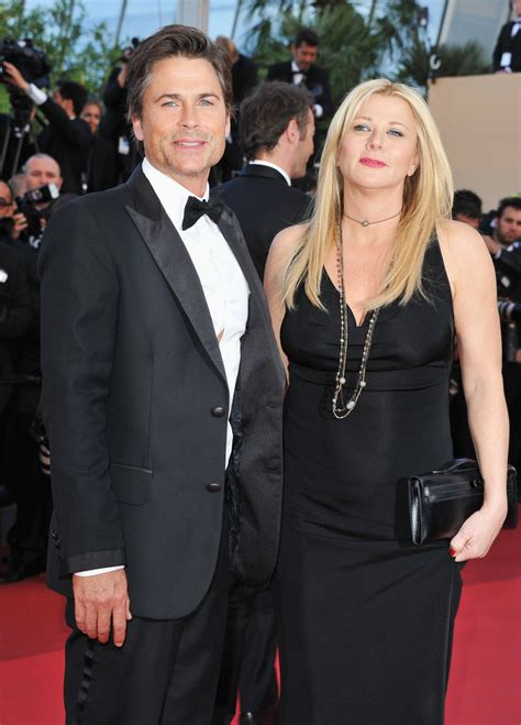 "Rob Lowe and Sheryl Berkoff Photos Photos - ""The Tree Of"