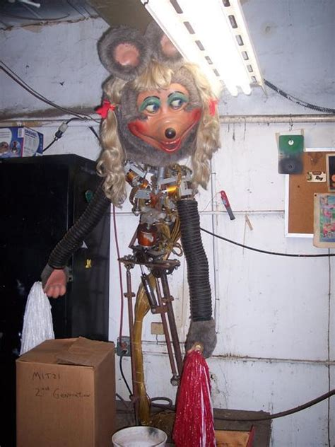 History Page - The Rock-afire Explosion