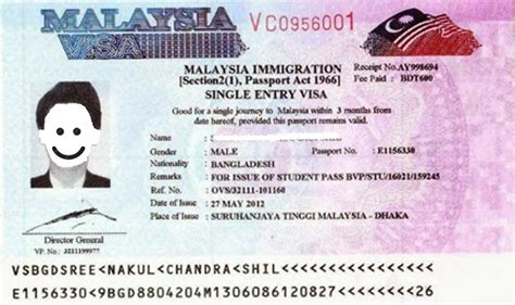 Malaysia Visa information, types of Visa, where and how to