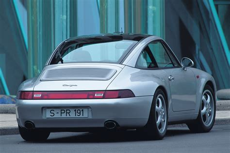 Total 911's top six Porsche 911 Targas of all time - Total 911