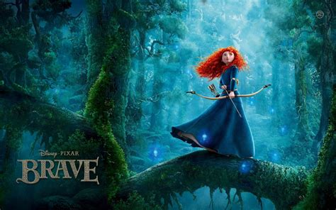 Brave Movie HD Wallpaper for Galaxy S6 - Cartoons Wallpapers