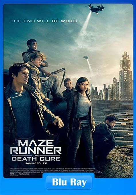 Download Hollywood Hindi Movie Maze Runner The Death Cure 2018