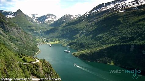 Travel Guide: Norway's Top Attractions - YouTube
