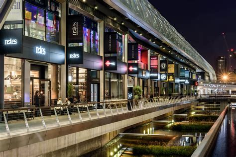 Top Attractions in Canary Wharf, London