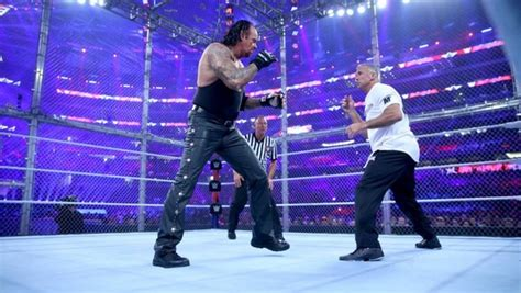 Why WWE Scrapped The Undertaker Vs