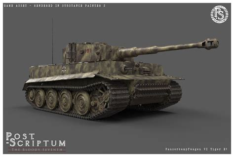 Post Scriptum – The Bloody Seventh – Post Scriptum is a