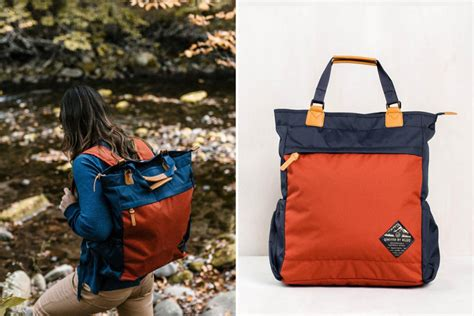 This Tote Converts Into a Backpack - United By Blue Best