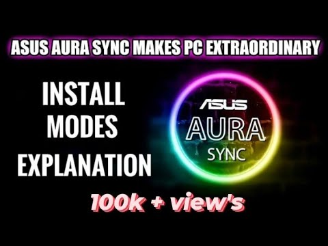 How to make your own LED 12v R G B ASUS aura sync case