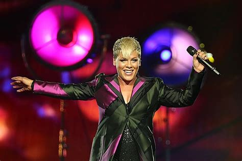 Pink Announces New Album 'Hurts to Be Human'