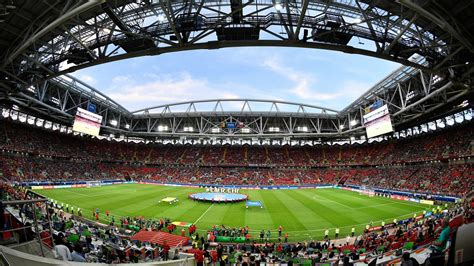 2018 FIFA World Cup™ - News - Spartak Stadium: All you