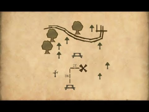 RS3 Wizard Tower Map Clue - YouTube