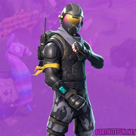 Rogue Agent Outfit   Fortnite Battle Royale