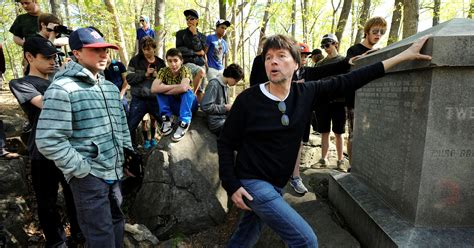 Ken Burns' 'measure of devotion' for Gettysburg Address