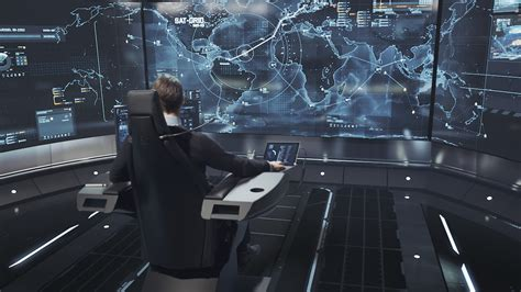 Rolls-Royce Reveals Vision of Shore-based Control Centers