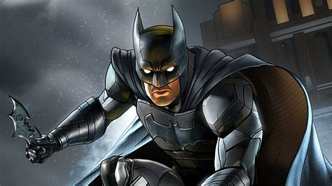 Telltale's Batman: The Enemy Within Episode 1 – The Enigma