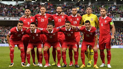 Serbia at the 2018 World Cup: Scores, schedule, complete