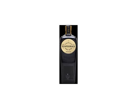 Scapegrace Gold Premium Dry Gin 70 cl