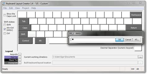 Understand and Assign symbols (Custom keyboard layouts guide)