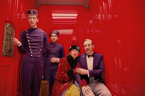 Oscar Nominee Review: 'The Grand Budapest Hotel' | Funk's