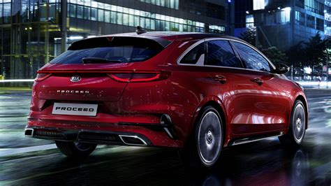 2019 Kia ProCeed GT Line - Wallpapers and HD Images | Car
