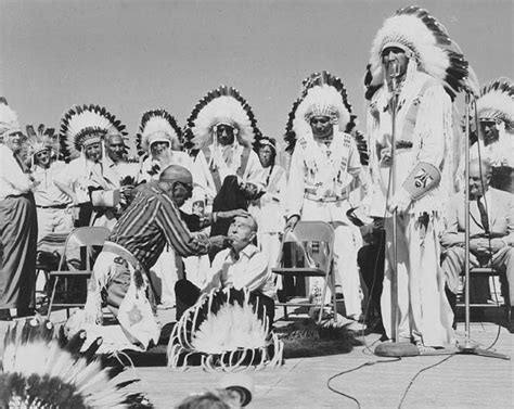 About - The Blackfoot Tribe