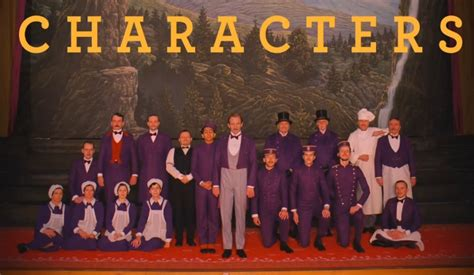 Wes Anderson's 'The Grand Budapest Hotel' Gets A Cast Of