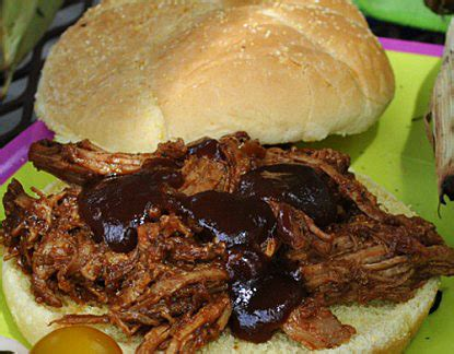 Slow -Cooked Pulled Pork - Farm Bell Recipes