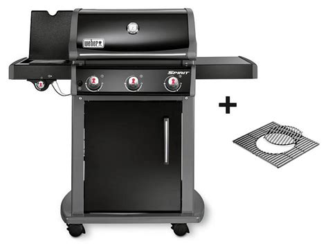 Barbecue a gas spirit original e-320 weber - Weber Serie