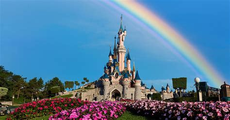 Disneyland Paris will host its first official Pride event