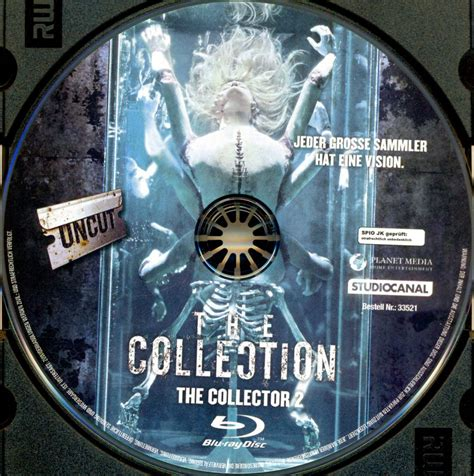 The Collection blu-ray label (2012) R2 German