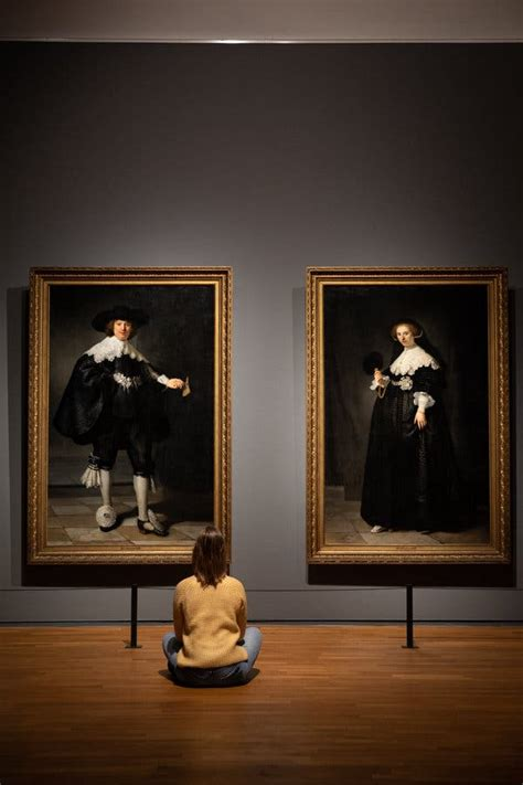 Rembrandt Died 350 Years Ago