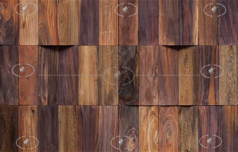 Reclaimed wood wall panel texture seamless 20886