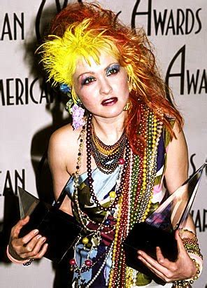 Music From the 70s and 80s: Cyndi Lauper
