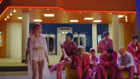 BTS Releases First Look at Halsey Collaboration 'Boy With