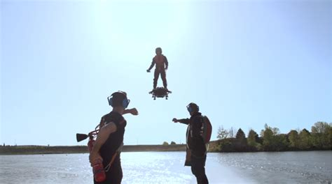 Is the Flyboard Air Real or Just A High Flying Stunt